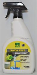 Koala Lemon Zest Disinfectant 750ml