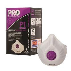 ProChoice Disposable Respirator P1 With Valve - 12 PCS