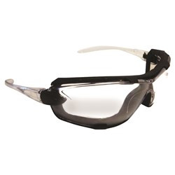 Ambush Foam Bound Goggle/Safety Glasses
