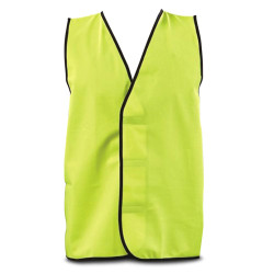 WorkIt Fluoro Yellow Vest Day Only