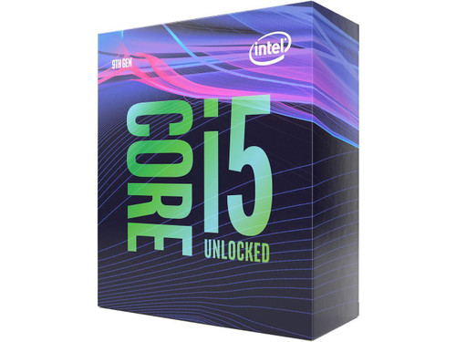 Intel Core i5 i5-9600K Hexa-core (6 Core) 3.70 GHz Processor - Socket H4 LGA-1151 - Retail Pack