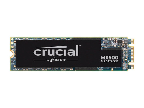 Crucial MX500 500 GB Solid State Drive CT500MX500SSD4 - SATA (SATA/600) - Internal - M.2 2280