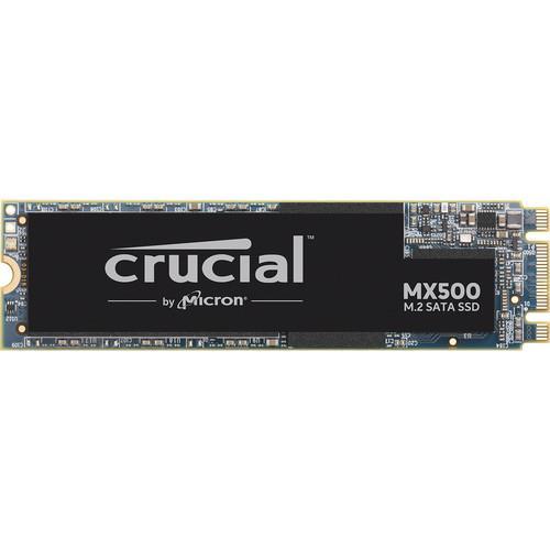 Crucial MX500 1 TB Solid State Drive CT1000MX500SSD4 - SATA (SATA/600) - Internal - M.2 2280