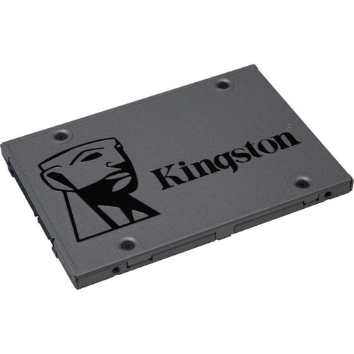 "Kingston UV500 480 GB Solid State Drive SUV500/480G - SATA - 2.5"" Drive - Internal"