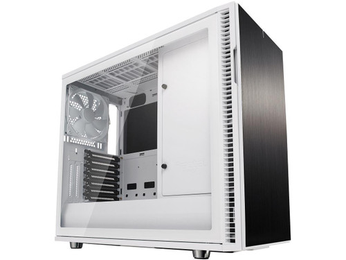 Fractal Design Define R6 USB-C - Tempered Glass Computer Case FD-CA-DEF-R6C-WT-TGC