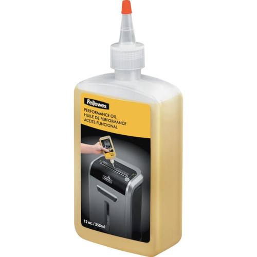 Fellowes Powershred Shredder Oil - 12 Oz. Bottle
