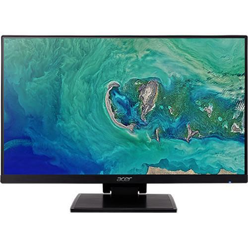 "Acer UT241Y 23.8"" LED LCD Monitor - 16:9 - 4ms GTG Touchscreen IPS w Speakers"