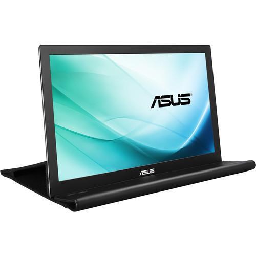 """Asus MB169B+ 15.6"""" LED LCD Monitor - 16:9 - 14 ms USB 3.0"""