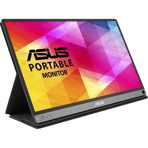 Asus ZenScreen MB16AC LCD Monitor - 16:9 USB C