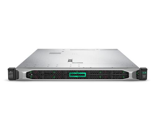 HPE ProLiant DL360 G10 874459-S01 1U Rack Server (2.60 GHz Intel Xeon Silver 4112, 16 GB DDR4 SDRAM, 12Gb/s SAS Controller