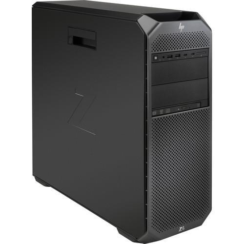 HP Z6 G4 2XM73UT#ABA Workstation Desktop (1.80 GHz Intel Xeon Silver 4108, 8 GB DDR4 SDRAM, 1 TB HDD, Windows 10 Pro)