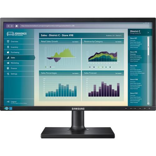"Samsung S22E450B 21.5"" LED LCD Monitor - 16:9 - 5 ms"