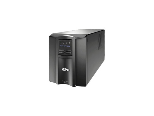APC by Schneider Electric Smart-UPS 1500VA LCD SMT1500NC 120V with Network Card