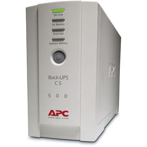 APC by Schneider Electric 500VA 300W BK500 UPS