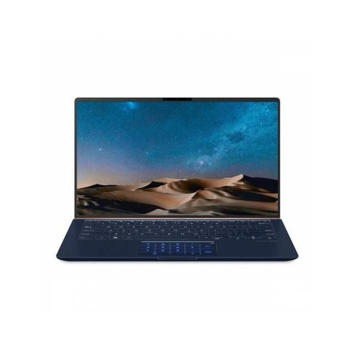 "Asus ZenBook 14 UX433FA-DH74 14"" Laptop (1.80 GHz Intel Core-i7-8565U, 16 GB DDR4 SDRAM, 512 GB SSD, Windows 10 Home)"