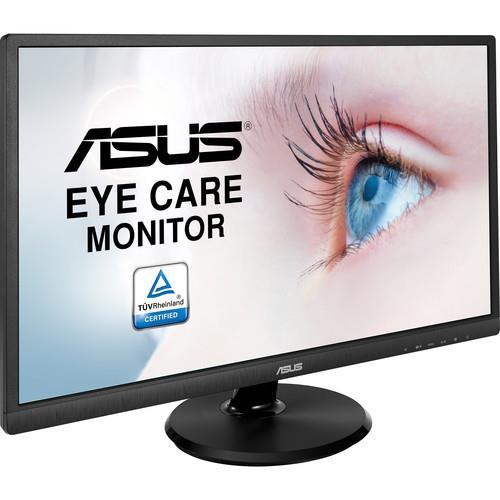 "Asus VA249HE 23.8"" LED LCD Monitor - 16:9 - 5 ms GTG"