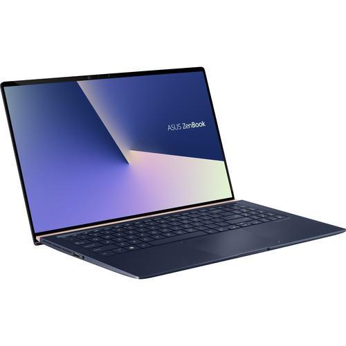 "Asus ZenBook 15 UX533FD-DH74 15.6"" Laptop (1.80 GHz Intel Core-i7-8565U, 16 GB DDR4 SDRAM, 512 GB SSD, Windows 10 Home)"