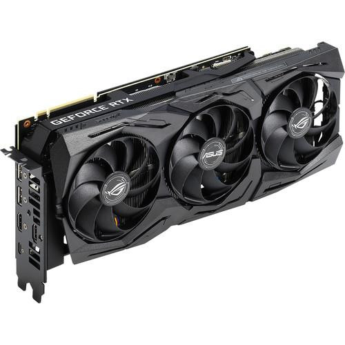 Asus NVIDIA ROG Strix GeForce RTX 2080 A8G GDDR6 2HDMI/2DisplayPort/USB Type-C PCI-Express Video Card
