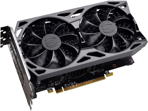 EVGA GeForce GTX 04G-P4-1157-KR 1650 Graphic Card - 1.88 GHz Boost Clock - 4 GB GDDR5