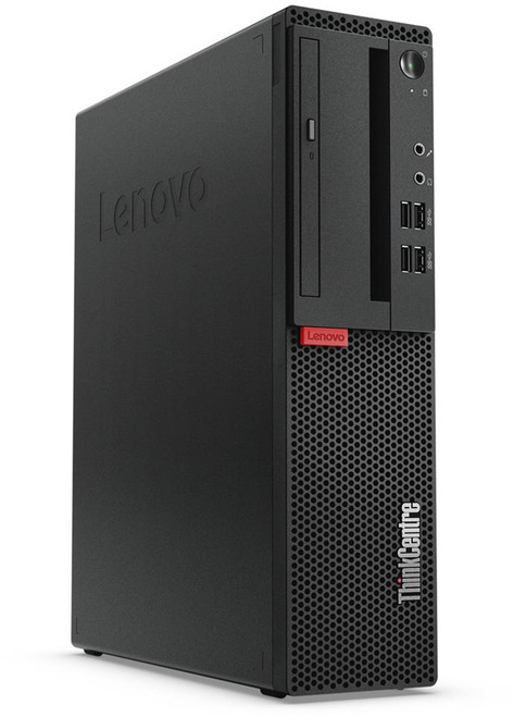 Lenovo ThinkCentre M710s 10M7000QUS SFF Desktop (3 GHz Intel Core-i5-7400, 8 GB DDR4 SDRAM, 256 GB SSD, Windows 10 Pro)