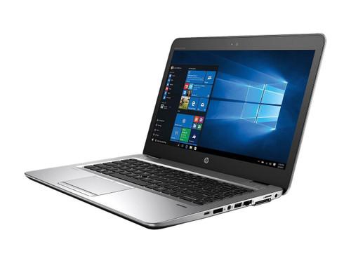 "HP EliteBook 840 G4 14"" 1GE40UT#ABA Laptop (2.50 GHz Intel Core-i5-7200U, 8 GB DDR4 SDRAM, 256 GB SSD, Windows 10 Pro)"