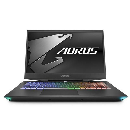 "Gigabyte AORUS 15-X9-RT4BD 15.6"" Laptop (2.20 GHz Intel Core i7-8750H, 16 GB DDR4 SDRAM, 2 TB HDD, 512 GB SSD, Windows 10 Home)"