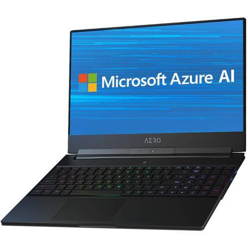 "Gigabyte AERO 15-X9-9RT5 15.6"" Laptop (2.9 GHz Intel Core-I9-8950HK, 16GB DDR4 SDRAM, 1 TB SSD, Windows 10 Pro)"