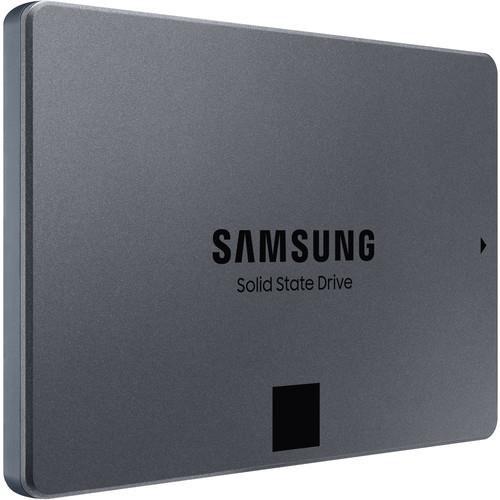 """Samsung 860 QVO MZ-76Q4T0B/AM 4 TB Solid State Drive - SATA (SATA/600) - 2.5"""" Drive"""