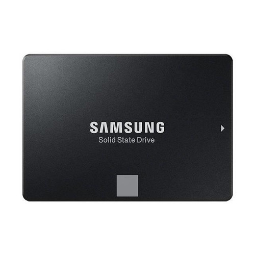 "Samsung 860 EVO MZ-76E2T0E 2 TB Solid State Drive - SATA (SATA/600) - 2.5"" Drive - Internal"