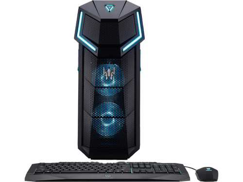 Acer Predator DG.E0QAA.002 Desktop (3.60 GHz Intel Core-i5-8600K, 16 GB DDR4 RAM, 512 GB SSD, Windows 10 Home)