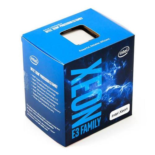 Intel Xeon E3-1225 v6 Quad-core (4 Core) 3.30 GHz Processor BX80677E31225V6 - Retail Pack