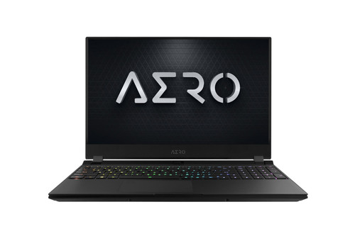 "Gigabyte AERO 15 OLED XA-9US5130SP 15.6"" Laptop (2.4 GHz Intel Core-Ci9-9980HK, 16 GB DDR4 SDRAM, 512 GB SSD, Windows 10 Pro)"