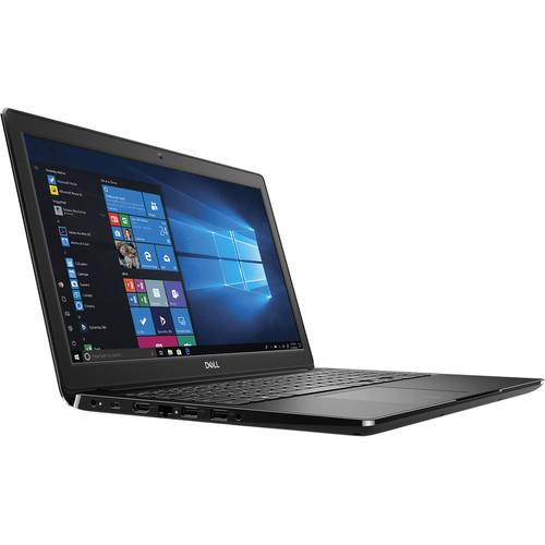 "Dell Latitude 3000 3500 15.6"" Laptop (2.10 GHz Intel Core-i3-8145U, 4 GB DDR4 SDRAM, 500 GB HDD, Windows 10 Pro)"