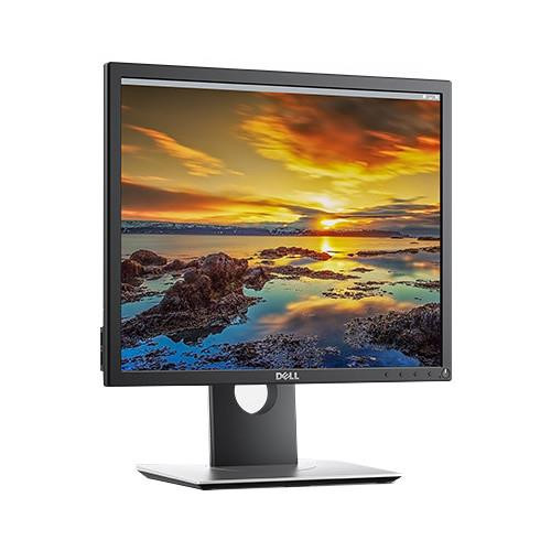 "Dell P1917S 18.9"" SXGA LED LCD Monitor - 5:4 - Black"