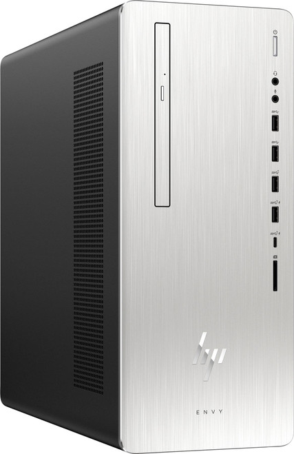 HP Envy 795-0020 3LA23AA#ABA Desktop (3.20 GHz Intel Core-i7-8700, 12 GB DDR4 SDRAM, 1 TB HDD, 256 GB SSD, Windows 10 Home)