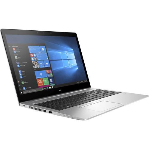 "HP EliteBook 850 G5 15.6"" Touchscreen 3RS16UT#ABA Laptop (1.60 GHz Intel Core-i5-8250U, 8 GB DDR4 SDRAM, 256 GB SSD, Windows 10 Pro)"