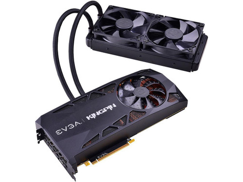 EVGA GeForce RTX 2080 Ti 11G-P4-2589-KR Graphic Card - 1.77 GHz Boost Clock - 11 GB GDDR6