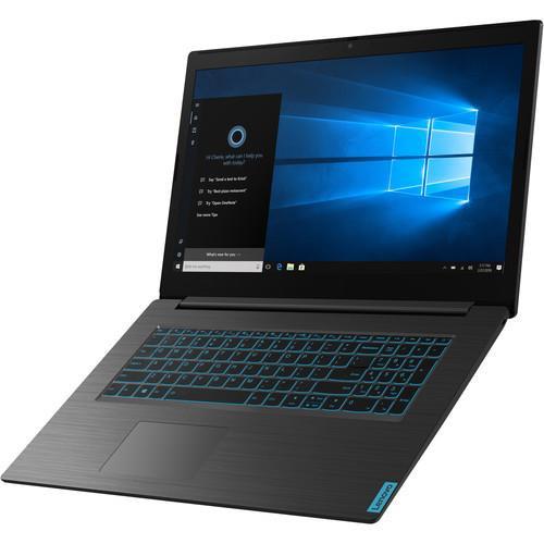 """Lenovo IdeaPad L340-17ICH 81LL0002US 17.3"""" Laptop (2.60 GHz Intel Core-i7-9750H, 8 GB DDR4 SDRAM, 1 TB HDD - 128 GB SSD, Windows 10 Home)"""