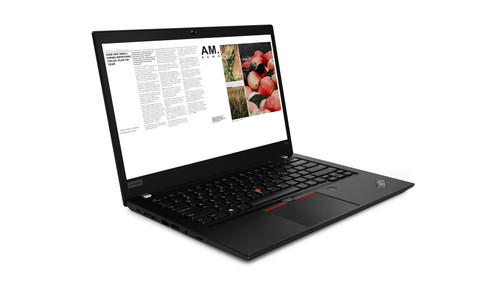 "Lenovo ThinkPad T490 20N2003PUS 14"" Laptop (1.90 GHz Intel Core-i7-8665U, 8 GB DDR4 SDRAM, 256 GB SSD, Windows 10 Pro)"