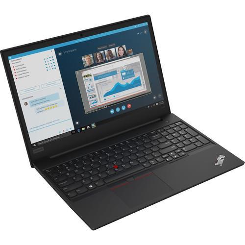 "Lenovo ThinkPad E595 20NF0018US 15.6"" Laptop (2.30 GHz AMD Ryzen-7-3700U, 8 GB DDR4 SDRAM, 256 GB SSD, Windows 10 Pro)"