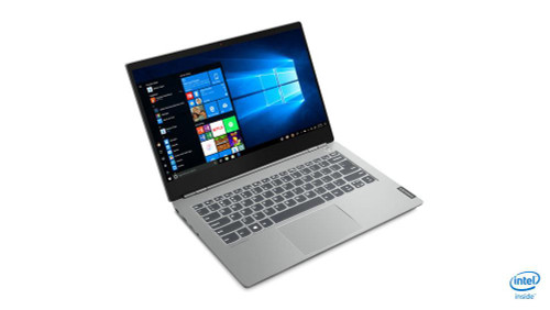"Lenovo ThinkBook 14s-IWL 20RM0009US 14"" Laptop (1.60 GHz Intel Core-i5-8265U, 8 GB DDR4 SDRAM, 256 GB SSD, Windows 10 Pro)"