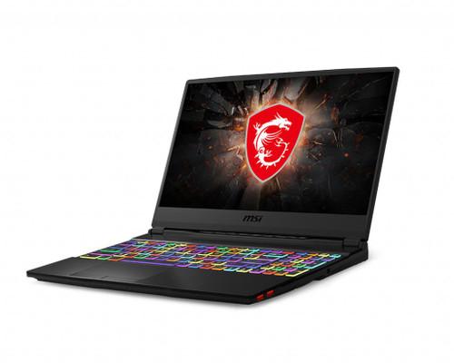 "MSI GE65 Raider-052 15.6"" Gaming Laptop (2.60 GHz Intel Core-i7-9750H, 16 GB DDR4 SDRAM, 512 GB SSD, Windows 10 Home)"