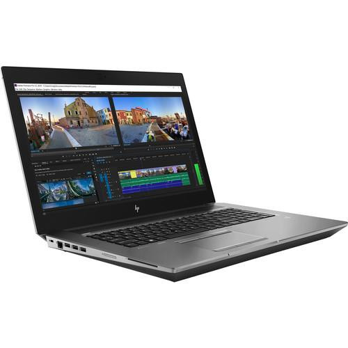 "HP ZBook 17 G5 6FW01UT#ABA 17.3"" Mobile Workstation Laptop (2.90 GHz Intel Core-i9-8950HK, 16 GB DDR4 SDRAM, 512 GB SSD, Windows 10 Pro)"