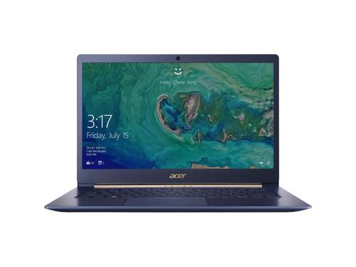 "Acer Swift 5 Pro SF514-52TP-84C9 14"" Touchscreen Laptop (1.80 GHz Intel Core-i7-8550U, 16 GB DDR4 SDRAM, 512 GB SSD, Windows 10 Pro)"