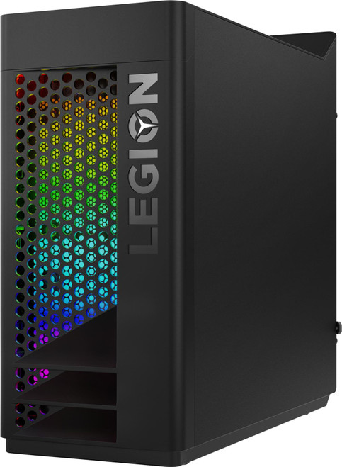 Lenovo Legion T730-28ICO 90JF00AUUS Gaming Desktop (3.60 GHz Intel Core-i7-9700K, 16 GB DDR4 SDRAM, 1 TB HDD, 512 GB SSD, Windows 10 Home)