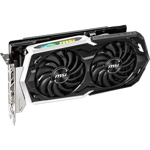 MSI ARMOR GeForce RTX 2060 SUPER ARMOR OC G206S-AC Graphic Card - 8 GB GDDR6