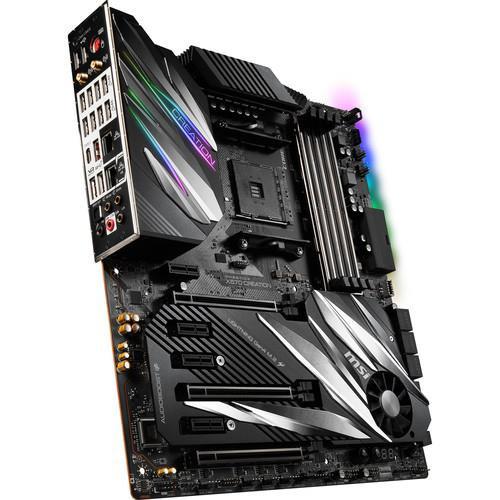 MSI PRESTIGE X570 CREATION Desktop Motherboard - AMD Chipset - Socket AM4