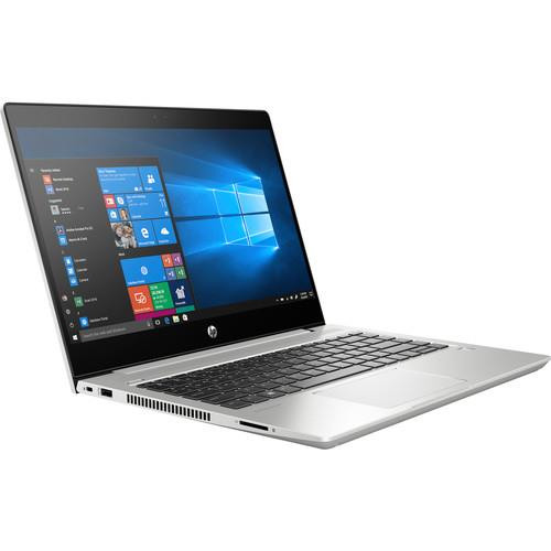 "HP ProBook 445R G6 7KK34UT#ABA 14"" Laptop (2.10 GHz AMD Ryzen-5-3500U, 16 GB DDR4 SDRAM, 256 GB SSD, Windows 10 Pro)"
