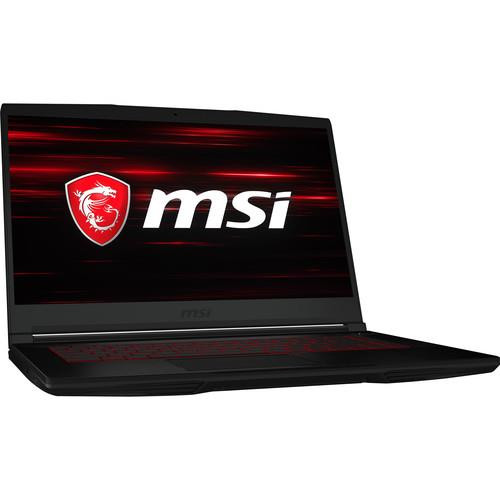 "MSI GF63 THIN 9SC-653 15.6"" Gaming Laptop (2.40 GHz Intel Core-i5-9300H, 8 GB DDR4 SDRAM, 256 GB SSD, Windows 10 Home)"