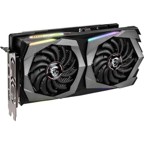 MSI GeForce RTX 2060 G206S-GX SUPER GAMING X GeForce RTX 2060 SUPER Graphic Card - 8 GB GDDR6